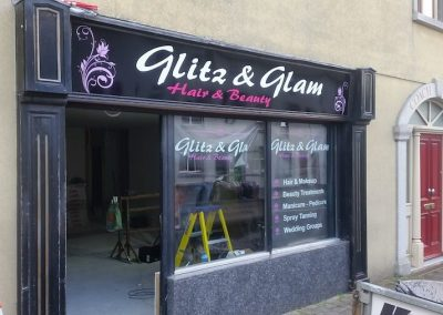 Looking for window graphics JK Signs Drogheda